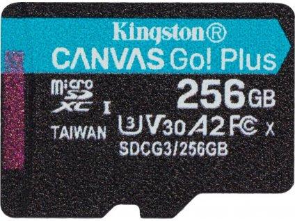 Kingston microSDXC 256GB SDCG3/256GBSP