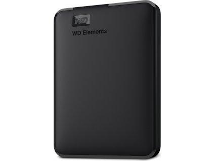"WD Elements Portable 3TB Ext. 2.5"" USB3.0, Black"