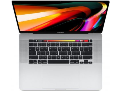 Apple MacBook Pro 16 Touch Bar/8-core i9 2.3GHz/16GB/1TB SSD/Radeon Pro 5500M w 4GB, CZ - Silver