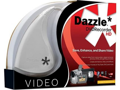 Dazzle DVD Recorder HD ML BOX