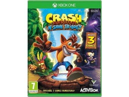 HRA XONE Crash Bandicoot N.Sane Trilogy