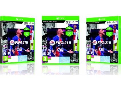 EA FIFA 21 XBOX ONE CZ/HU/RO