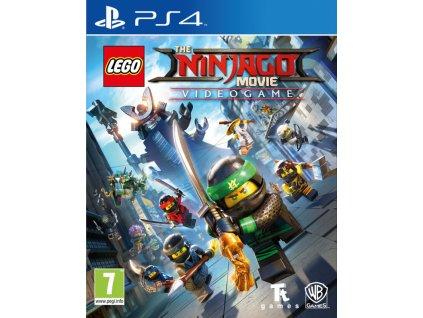PS4 - LEGO Ninjago Movie Videogame