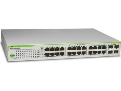 Allied Telesis 24xGB+4SFP Smart switch AT-GS950/24