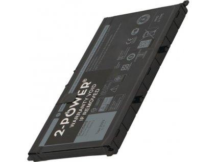 2-POWER Baterie 11,1V 6600mAh pro Dell Inspiron 15 (7559), Inspiron 15 (7566), Inspiron 15 (7567)