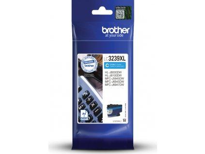 BROTHER LC3239XLC Atrament Brother LC3239XLC h-yield cyan 5000 str MFCJ6947DW
