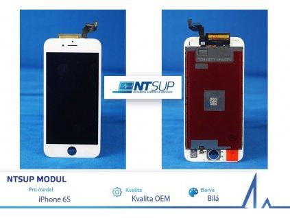 NTSUP LCD modul iPhone 6S bílý kvalita B