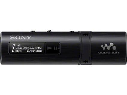 Sony MP3 přehrávač 4GB NWZ-B183 černý