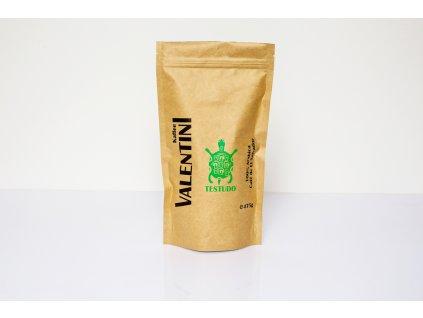 Testudo 475g zrnk. káva KaffeeValentini