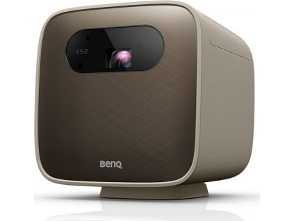 BENQ PRJ GS2 DLP, LED; 720P, 500 ANSI lumen; 100 000:1, HDMI, USB 2.0 (Type A), Audio Out, Light Sensor, 2W Chamber x 2