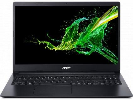"""ACER NTB Aspire 3 (A315-34-P0L5) - 15.6"""" IPS FHD,N5030@1.1GHz,8GB,256GBSSD,UHD Graphics,W10H,černá"""
