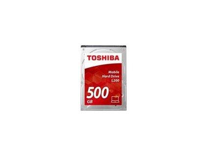 Toshiba HDWK105UZSVA L200 2.5, 500GB, SATA3, 8MB cache, 5400RPM