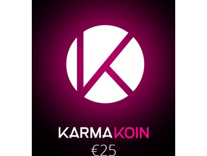 ESD Karma Koin 25 EUR