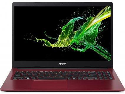 "ACER NTB Aspire 3 (A315-34-P0ZH) - 15.6"" IPS FHD,N5030@1.1GHz,8GB,256GBSSD,UHD Graphics,W10H,červená"