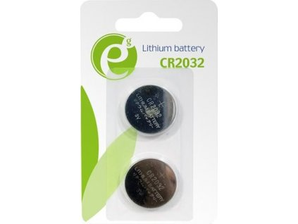 Energenie Button cell CR2032, 2-pack, blister