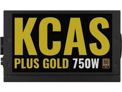 AEROCOOL PGS KCAS PLUS 750W RGB 80+ Gold-PSU