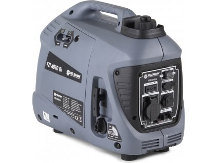 FZI 4010-Bi Benzín. generátor FIELDMANN