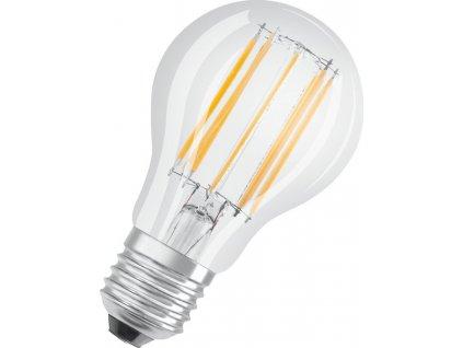 Osram LED Value CLASSIC A FIL 100 non-dim, 11W/827 E27 2700 K, teplá biela