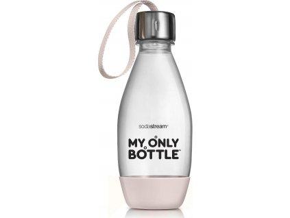 Fľaša 0,6l my only bottle ružová SODASTR