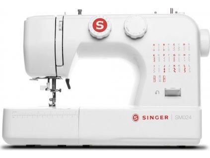 SM024-RD šijací stroj červený SINGER