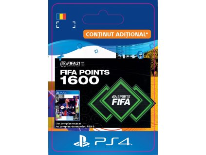 ESD RO -  FUT 21 – FIFA Points 1600