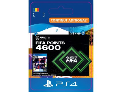 ESD RO -  FUT 21 – FIFA Points 4600