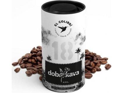 Kolumbia 120 g zrnková káva DOBRAKAVA