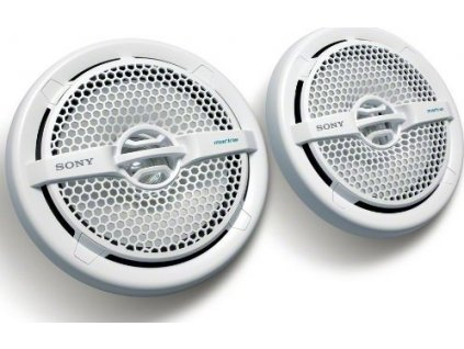 Sony repro do auta XS-MP1621, 2 pásma, 16cm, bílé