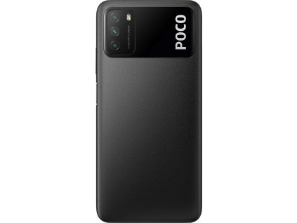 POCO M3 (4GB/128GB) černá