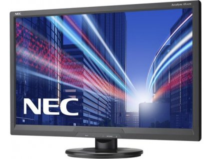 NEC 60003810 NEC LCD AccuSync AS242W 24 LED, 5ms, VGA/DVI, 1920x1080, č