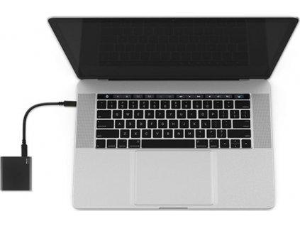 PNYTECH PSD0CS2060-250-RB PNY External SSD Pro Elite 250GB, 880/900 MB/s, USB 3.1 Gen 2 Type-C