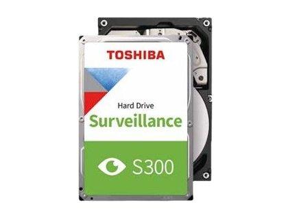 TOSHIBA S300 Surveillance Hard Drive 2TB 3.5inch BULK