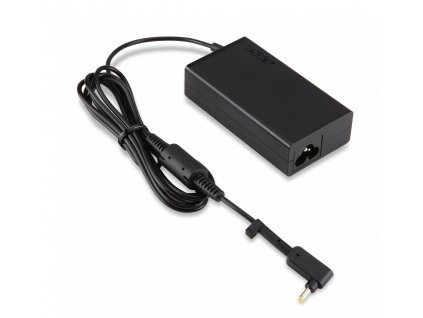 Acer Adapter 65W_3PHY BLK ADAPTER - EU POWER CORD (RETAIL PACK) pro Chromebook, S7, V13 a SW5+173
