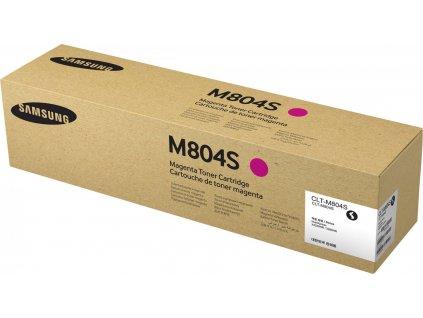 SAMSUNG CLT-M804S/ELS Magenta Toner Cartridge