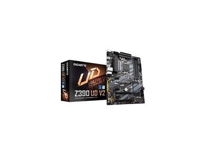 GIGABYTE Z390 UD V2, LGA1151, Intel Z390, 4xDDR4, 1xHDMI
