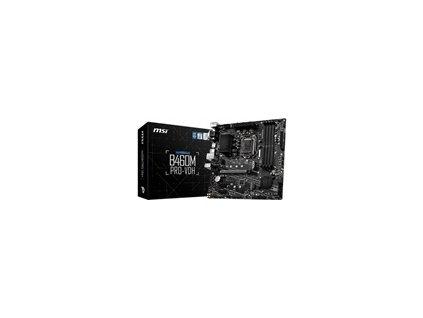 MSI B460M PRO-VDH, LGA1200, Intel B460, 4xDDR4, 1xHDMI, 1xDVI, 1xVGA, mATX