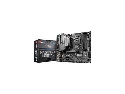 MSI MAG B365M MORTAR, LGA1151, Intel B365, 2xDDR4, 1xHDMI, mATX
