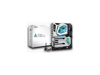 ASRock Z490 AQUA, LGA1200, Intel Z490, 4xDDR4, VGA, E-ATX, WI-FI