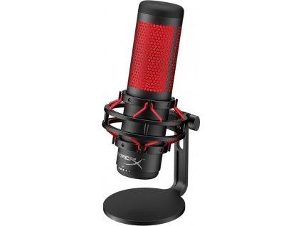 HyperX QuadCast samostatný mikrofon