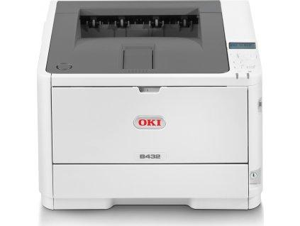 Oki B432dn A4 40 ppm 1200x1200 dpi,PCL, PS3,USB 2.0, LAN