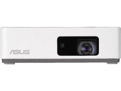 ASUS PROJEKTOR LED - ZenBeam S2 - 1280x720 - USB-C Portable, 500 lumens, Built-in 6000mAh battery, Auto F, BÍLÝ