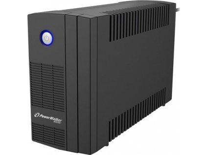 POWERWALK VI 850 SB FR Power Walker UPS Line-Interactive 850VA SB FR, 2X PL 230V, USB