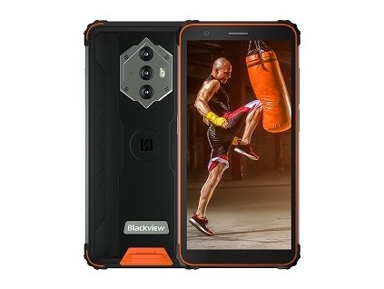 iGET Blackview GBV6600 Orange