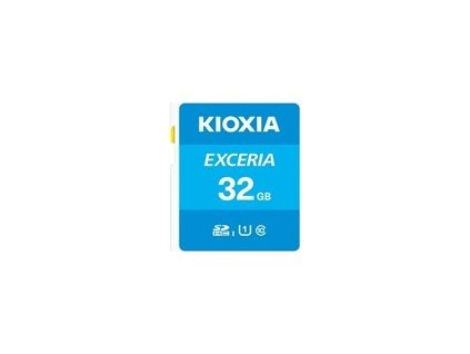 KIOXIA Exceria SD card 32GB N203, UHS-I U1 Class 10