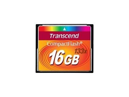 TRANSCEND Compact Flash 16GB (133x)