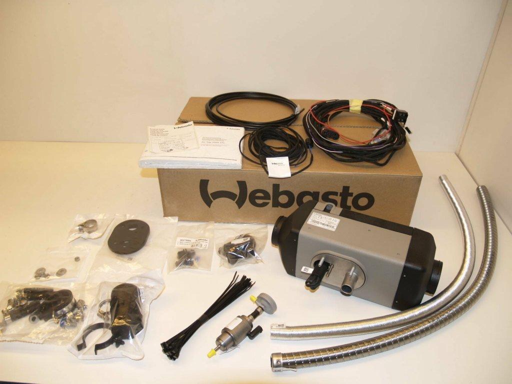 Webasto Air Top 2000 STC 12v Diesel Standheizung