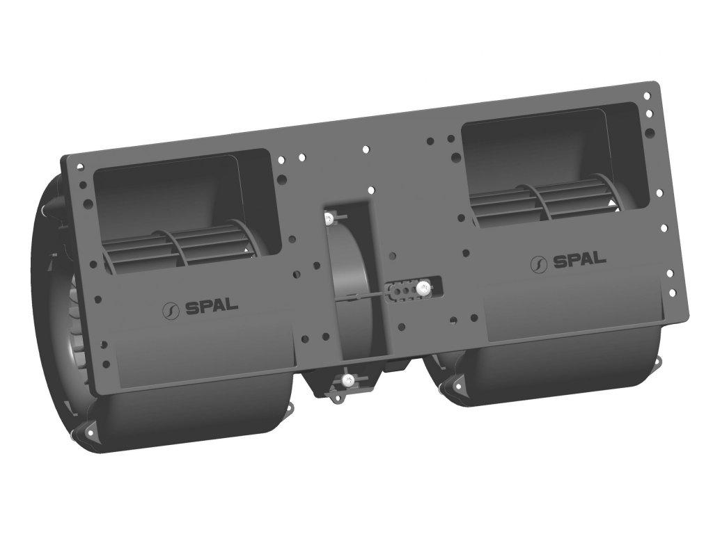 SPAL 24V 006 B50 22