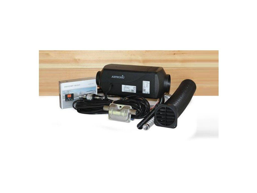 Eberspächer Airtronic D424V Easy Start Select mini ovladač zástavbová sada