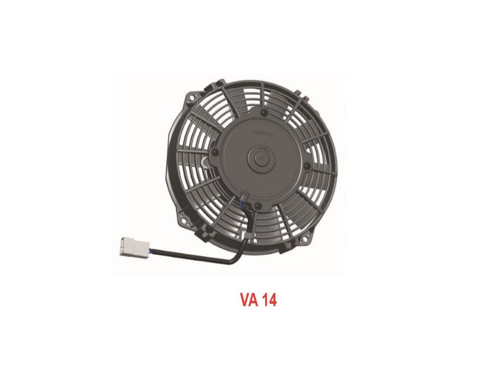 Ventilátor SPAL VA14-AP11/C-34S