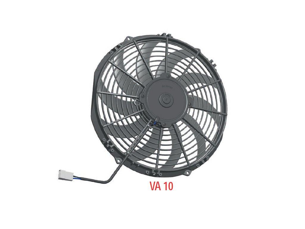 Ventilátor SPAL 24V VA10-BP50/C-61A  (305 mm)